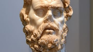 Head of Marsyas