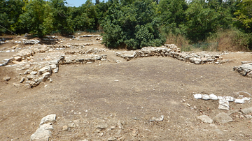 Ceremonial Hall 611, Tel Kabri