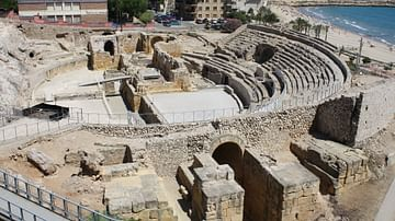 A Gallery of 12 Roman Amphitheatres