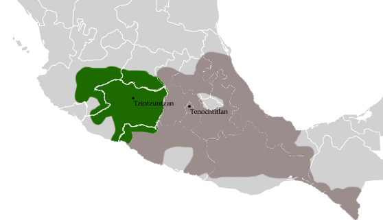 The Tarascan Empire